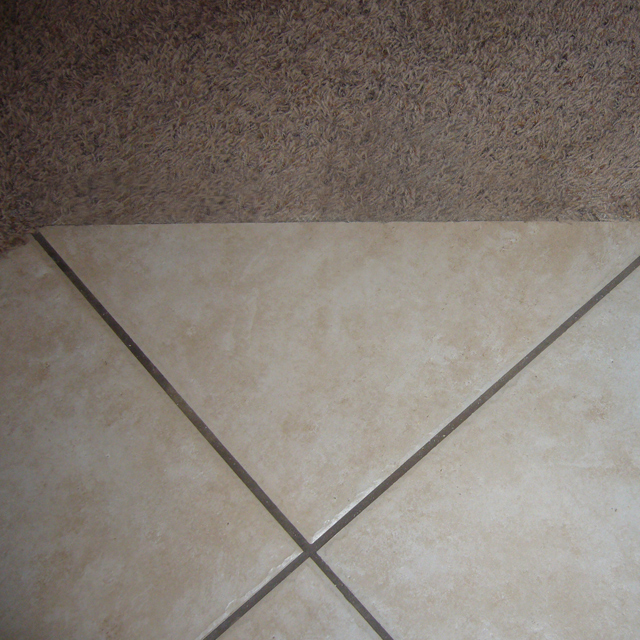 dry carpet cleaning panama city and destin florida - transition repair after